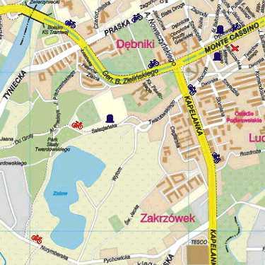 Ekologiczna Mapa Krakowa